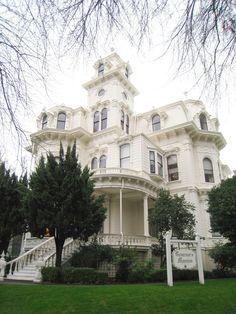 Governor's mansion. Sacramento, CA