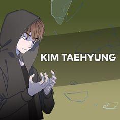 Save Me - Webtoon (Español) - [Personajes] - Wattpad Jimin Jungkook, V Taehyung, Bts Bangtan Boy, Bts Boys, Seokjin, Namjoon, Daegu, Jung Hoseok, Wattpad