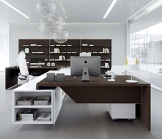 Individual desks | Workstations | York Managerial line 05 | DVO. Check it on Architonic