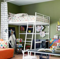 Hochbett ikea tromsö  All sizes | IKEA TROMSO LOFT BED FRAME $125 | Flickr - Photo ...
