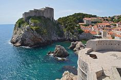 The Red Keep and Blackwater Bay, Kings Landing, Game of Thrones Tour, Dubrovnik