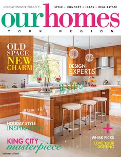 OUR HOMES York Holiday/Winter 2016/17