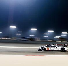 Weltmeister: der Porsche 919 Hybrid beim Sechs-Stunden-Rennen von Bahrain