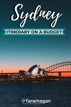 A 4 day Sydney Itinerary packed with free things to do and even hacks for cheap Sydney opera house tickets! Includes budget accommodation, cheap places to eat and more! Australia Tourism, Australia Travel Guide, Visit Australia, South Australia, Western Australia, Las Vegas Airport, Las Vegas Hotels, Hawaii Travel, Thailand Travel