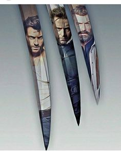 Wolverine evolution<< Why does this break my heart slightly??