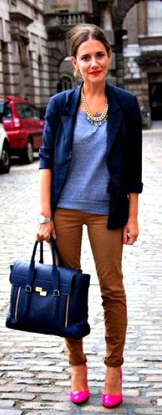 NEED this outfit, especially the camel-colored skinny jeans!