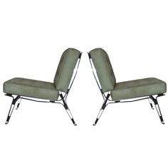 Ico Parisi Model 856 Lounge Chairs for Cassina ca.1955