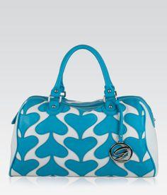 Love Love Tote in Blue. #handbag