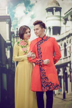 Hoài Giang shop là địa chỉ cho thuê áo dài nam nữ chụp ảnh ngoại cảnh, chụp studio, chụp hình cưới, dự tiệc...với giá cả phải chăng. Liên hệ 0985092008