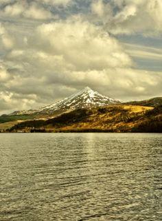 Schiehallion, Perthshire, Scotland: the mountain of the fairies where contour lines were invented