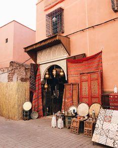 Decor details in Marrakech, Morocco | ☼ ☾ www.wanderfullyrylie.com ✧ Pinterest: wanderfullyrylie ; Instagram: wanderfullyrylie