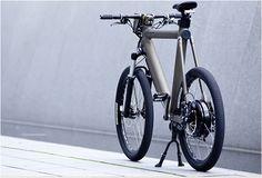 Street legal electric bike.... Grace