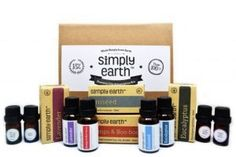 Simply Earth Essential Oils Giveaway ends 3/20 #sponsored http://www.heartofaphilanthropist.com/blog-stuff/simply-earth-monthly-recipe-box-giveaway