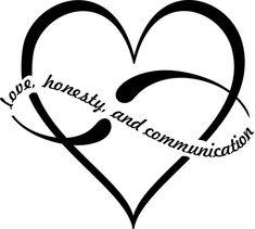 Polyamory Infinite heart love truth by RestrictedWearz on Etsy