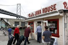 True Classic (Restaurants) of S.F. and What to Order: Java House, Tosca Cafe, Cliff House, Tommy's Joynt (been), John's Grill (steaks& seafood on Ellis betw Stockton &Powell), Tadich Grill (oldest rest.), Chez Panisse (Berk), Original Joe's, House of Prime Rib, Alioto's, Hay St. Grill (near Civic Ctr)