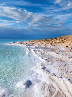 The Dead Sea !!!!!@@@@@¡¡¡¡¡....http://www.pinterest.com/elianecarneiro/paisagens-3/.