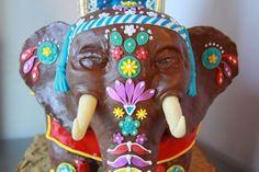 Bolo Elefante Indiano