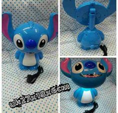 #lampu #charger #stich @ 110.000  #disney #disneylovers #aksesories #barangunik