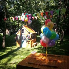 Children party decor
