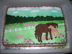 horse cake - Google Search