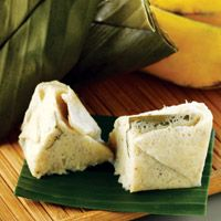 Barongko Makanan Resep Masakan Indonesia Makanan Manis