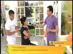 Ünlü Fzt Hürkan AKKUZU, Show Tv 'de Ameliyatsız Boyun - Bel ağrılarına y...
