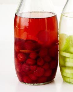 Cherry-Orange Bourbon - Martha Stewart Recipes