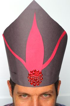 Disney's Descendant's Jafar Hat