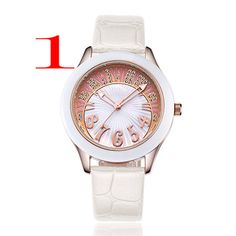 Quartz Watch Women Watches Brand Luxury 2018 Wristwatch Female Clock Wrist Watch Lady watch Montre Femme Relogio Feminino  Price: 11.96 USD