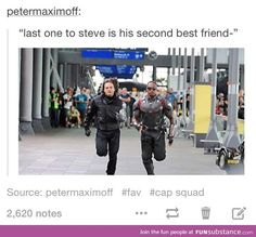 Winter Soldier vs. Falcon