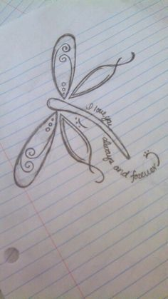 Download Free ... Dragonfly Tattoo Dragonfly Tattoo Design and Small Dragonfly Tattoo to use and take to your artist.