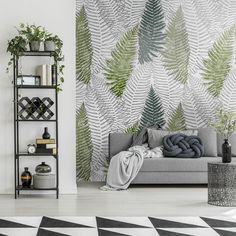 #rewallution #tapeta #natura #liscie #salon #wnetrze #grafika #rewallution #wallpaper #inspiration #nature #flora #leaves #graphic #changeinterior #interior #wall #decor #home #homedesign #homedecor #design #bedroom #homeinterior