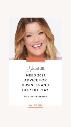We had so much fun bringing together a roster of Goal Digger guests for our first episode of the year in 2020, and so now, I'm thrilled to welcome back some of your Goal Digger favorites for one more moment of their wisdom and light. I asked them all one very broad question — What is your advice for 2021? Listening through these I couldn't help but smile, because just like I knew they would, each one came back with something totally and completely unique to their gifts. Making Goals, Live Your Truth, Lose Your Mind, Goal Digger, Pinterest Pin, Business Inspiration, Successful People, Body Image, Good Advice