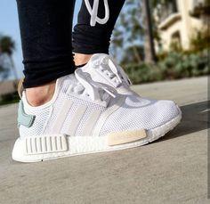 new product b12b3 2eeeb adidas Originals NMD in weiß white    Foto  praduuhh  Instagram Nike,