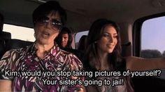 #socialmedia RT KardashianHumor: Kim posted those selfies she took when Khloe was going to jail http://pic.twitter.com/iTyGKRPpPT   Social Marketing Pro (@Social_MKT_) November 14 2016