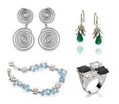Jewels, Bracelets, Silver, Style, Fashion, Swag, Moda, Bijoux, Money