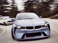 Topic: BMW 2002 Hommage: 50 years of pure driving pleasure | car fanatics