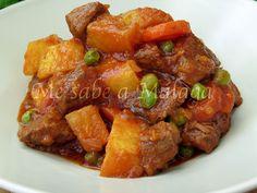 Aunque el estofado de ternera no es un plato que pertenezca propiamente al recetario tradicional malagueño sí que en casi todas las fam...