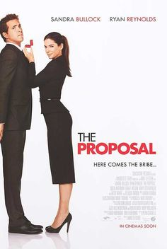 Poster for the movie The Proposal.