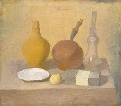 """""""Natura Morta"""" Giorgio Morandi, 1925"""