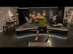 Kom i form med Micke - Tabataträning med puls - Malou Efter tio (TV4) - YouTube
