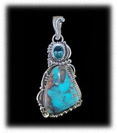 Modern Bisbee Turquoise Jewelry