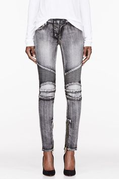 Balmain jeans #style