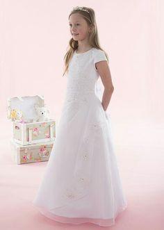 60590c287122 12 Best Linzi Jay Communion Dresses images | First Communion, First ...