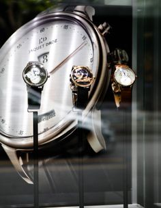 雅克德罗 (Jaquet Droz) 精品店璀璨亮相新天地 - WORLDTEMPUS.CN Rolex Watches, Watches