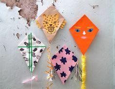 Paper Kite Workshop - Alice Oehr