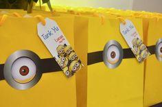 Despicable Me Minion Party via Kara's Party Ideas Kara'sPartyIdeas.com #Minion #PartyIdeas #Supplies (14)