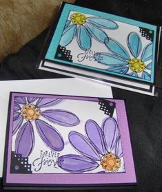 Petals of Fun by Baker 88 - Cards and Paper Crafts at Splitcoaststampers
