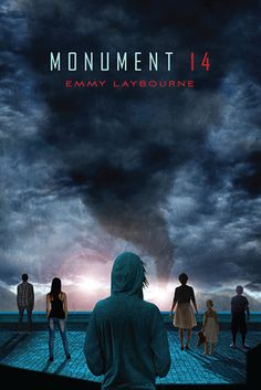Monument 14 is a GREAT book for teens and adults!