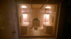 Catı katı sauna